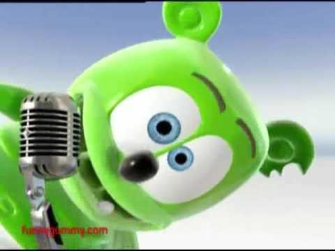 osito gominola (el osito verde gominola)