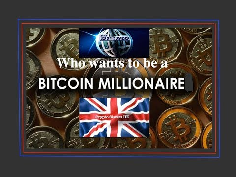 Who wants to be a BITCOIN Millionaire? FULL DOCUMENTARY (Pan
