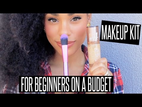 BUDGET FRIENDLY STARTER MAKEUP KIT FOR BEGINNERS from YouTube · Duration:  3 minutes 20 seconds