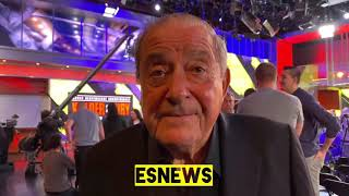 Bob Arum on who is fighter of the decade