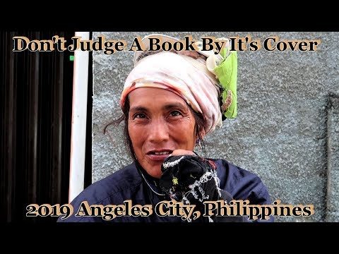 Don't Judge A Book By It's Cover : 2019 Angeles City, Philippines