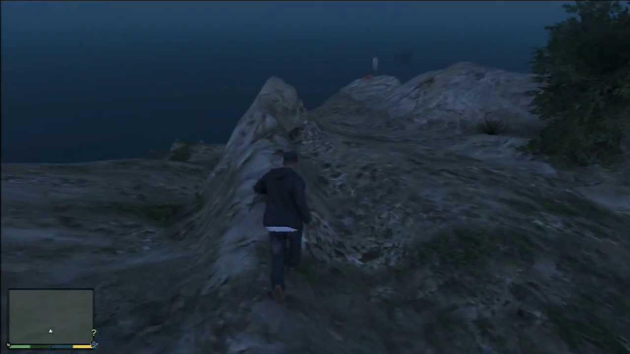 Grand Chute Auto >> (EPIC) Fantômes dans les montagnes de GTA 5 - YouTube
