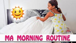 MORNING ROUTINE DU WEEK-END ☀️