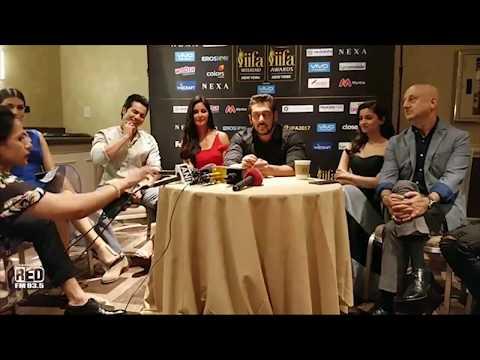 Salman Khan, Varun Dhawan & Anupam Kher On Coming Together For Judwaa 2  | IIFA 2017 Mp3
