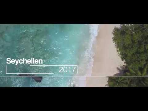 Seychelles 4K   Hilton Labriz   Silhouette Island   Drone - Sony A7sii  