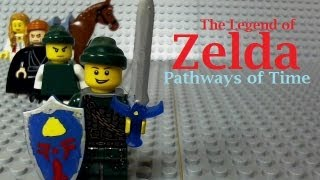 The Legend of Zelda: Pathways of Time (Fan-made LEGO Movie)