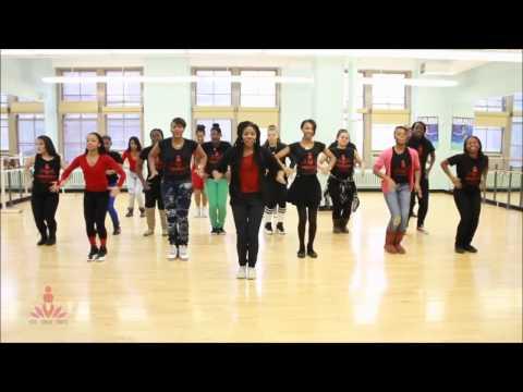 Break the Chain [mirrored dance] 1 BILLION RISING