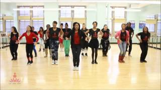 Break the Chain [mirrored dance] 1 BILLION RISING