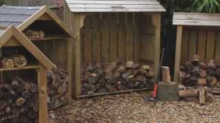 Dorset Log Stores - In Focus