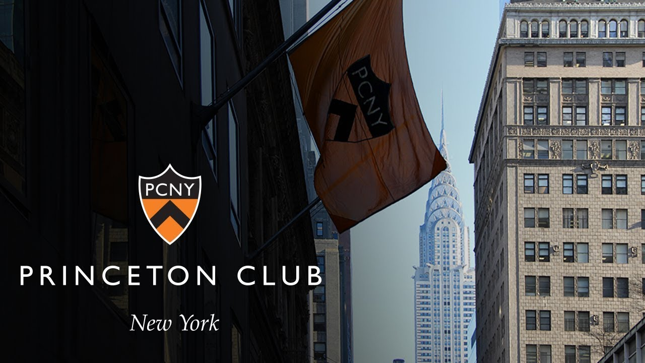 Welcome To The Princeton Club Of New York