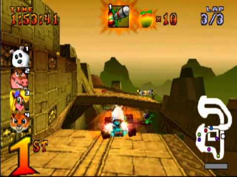 Crash Team Racing Nitro Cup.
