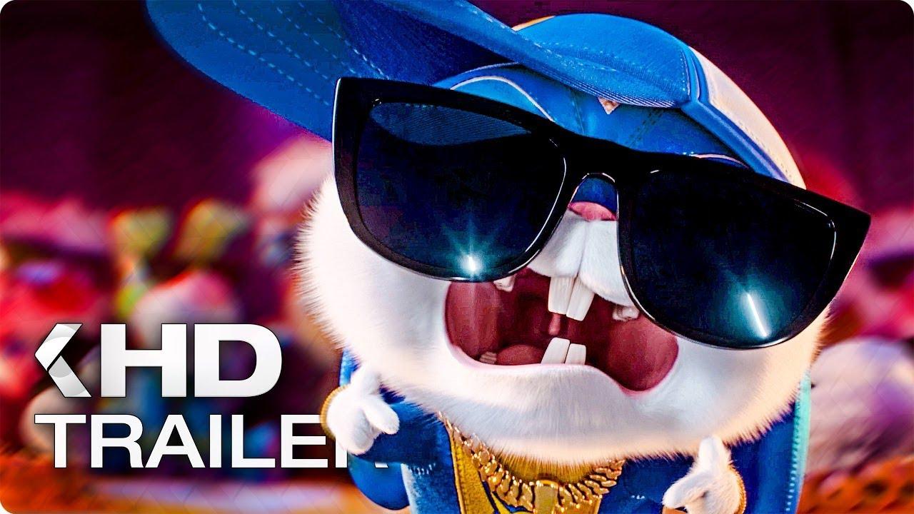 Snowball Rappt Panda Von Desiigner Pets 2 Spot Trailer 2019 Youtube