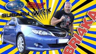 Bri4ka.com представя Subaru Impreza - резкият опонент на Lancer Ralliart