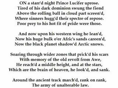 Lucifer in Starlight Analysis