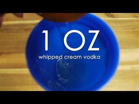 Lemon Cream Cocktail Skinny Alcoholic Drink Series | Amici Sport TV