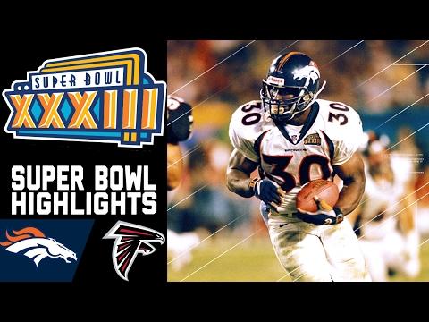 Super Bowl XXXIII Recap: Broncos vs. Falcons | NFL