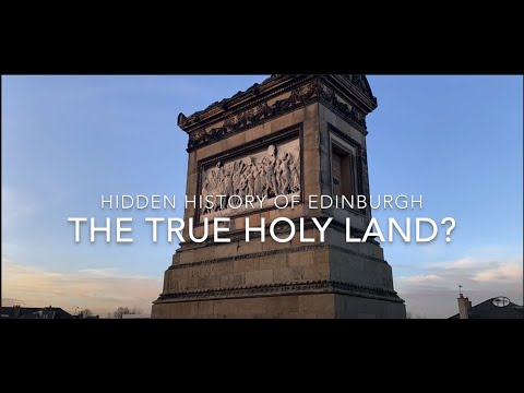 Hidden History Of Edinburgh - The True Holy Land