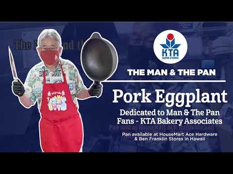 Man & The Pan - Pork Eggplant