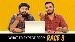 MensXP: What To Expect From Race 3 | Race 3 Trailer Review
