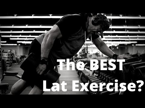 One-Arm Dumbbell Row To BUILD BIG LATS