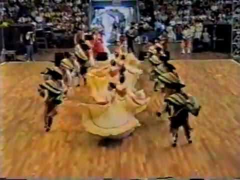 CEF MARTIN FIERRO - ENART 1999 - VICE CAMPEÃO - ENTRADA