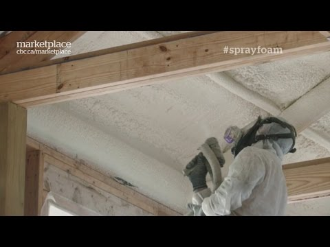Spray foam insulation nightmare: What can happen if it's not