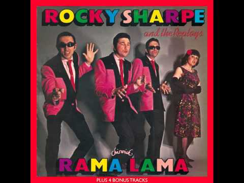 Rocky Sharpe & The Replays - Rama Lama Ding Dong (Official Audio)