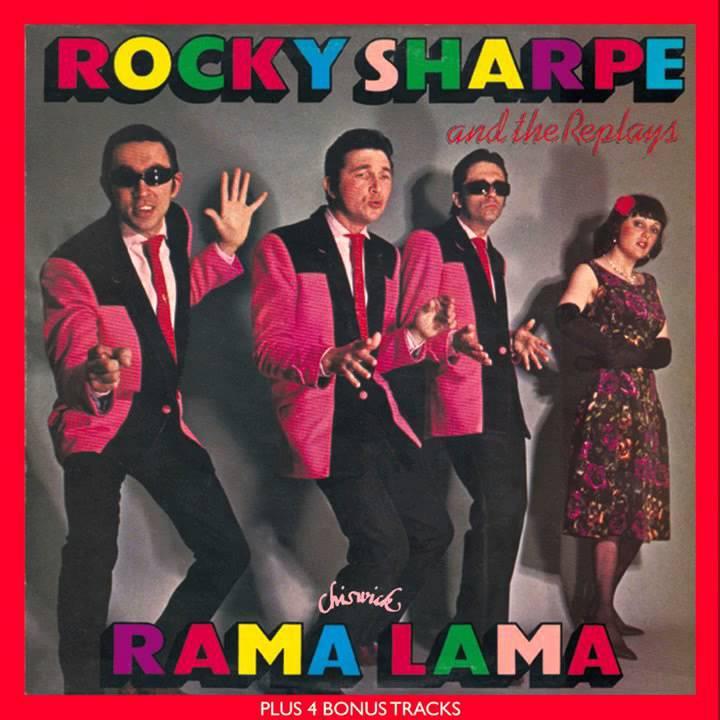 Rocky Sharpe And The Razors - Rocky Sharpe And The Razors
