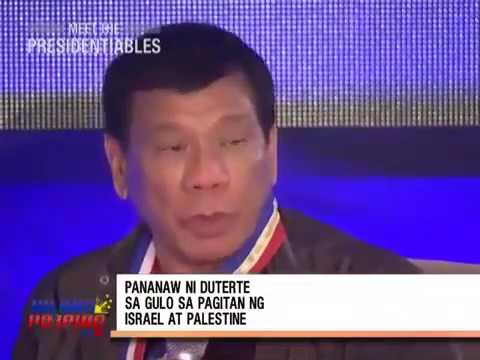 Why Filipinos Don't Need Visas To Enter Israel