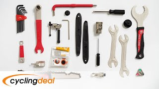 How to Use BIKEHAND YC-728 Bike Bicycle Repair Tool Kit