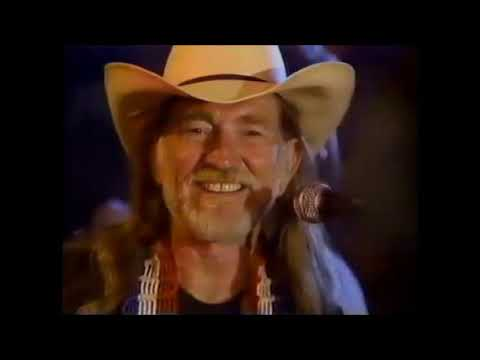 Willie Nelson and Asleep at the Wheel - House of blue lights
