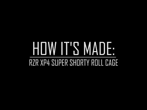 The making of a CAGEwrx Super Shorty XP4 Roll Cage