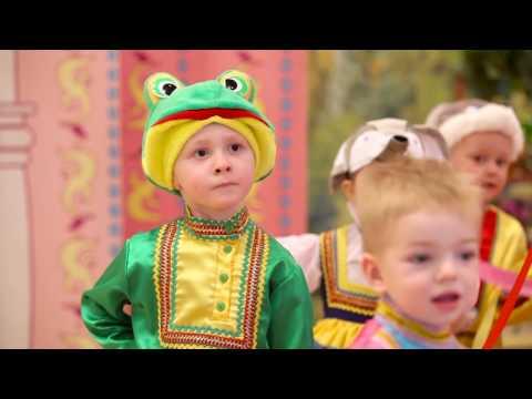 Спектакль Теремок - АНО ДОУ Солнышко -1 младшая группа