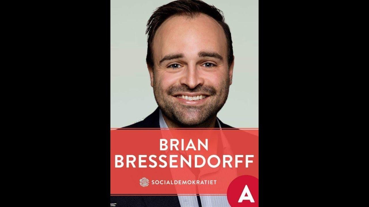 Folketingsvalg 2019 Socialdemokratiet Brian Bressendorff