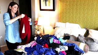 BIG LAUNDRY DAY // SPEED CLEANING ROUTINE / CLEAN WITH ME