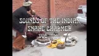 SOUNDS OF THE INDIAN SNAKE CHARMER VOL. TWO LP -  promotional video