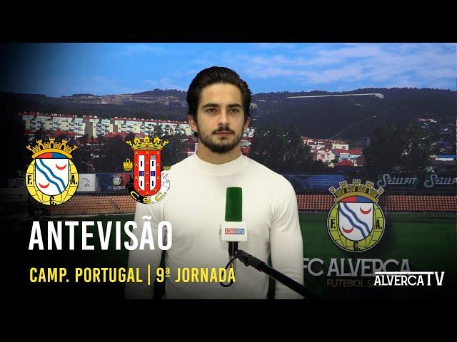 FC Alverca vs Caldas - Antevisão