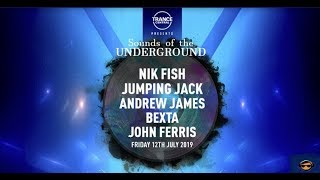 NIK FISH @ Sounds Of The Underground presented by TRANCE CENTRAL (13/07/2019 Sydney)
