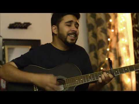 Dil Royi Jaye : De De Pyaar De L Arijit Singh, Rochak Kohli | Acoustic Cover By Aamir Mehdi