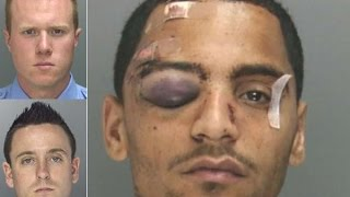 Philly Cops Caught on Camera Beating Man Like a Drum #NajeeRivera