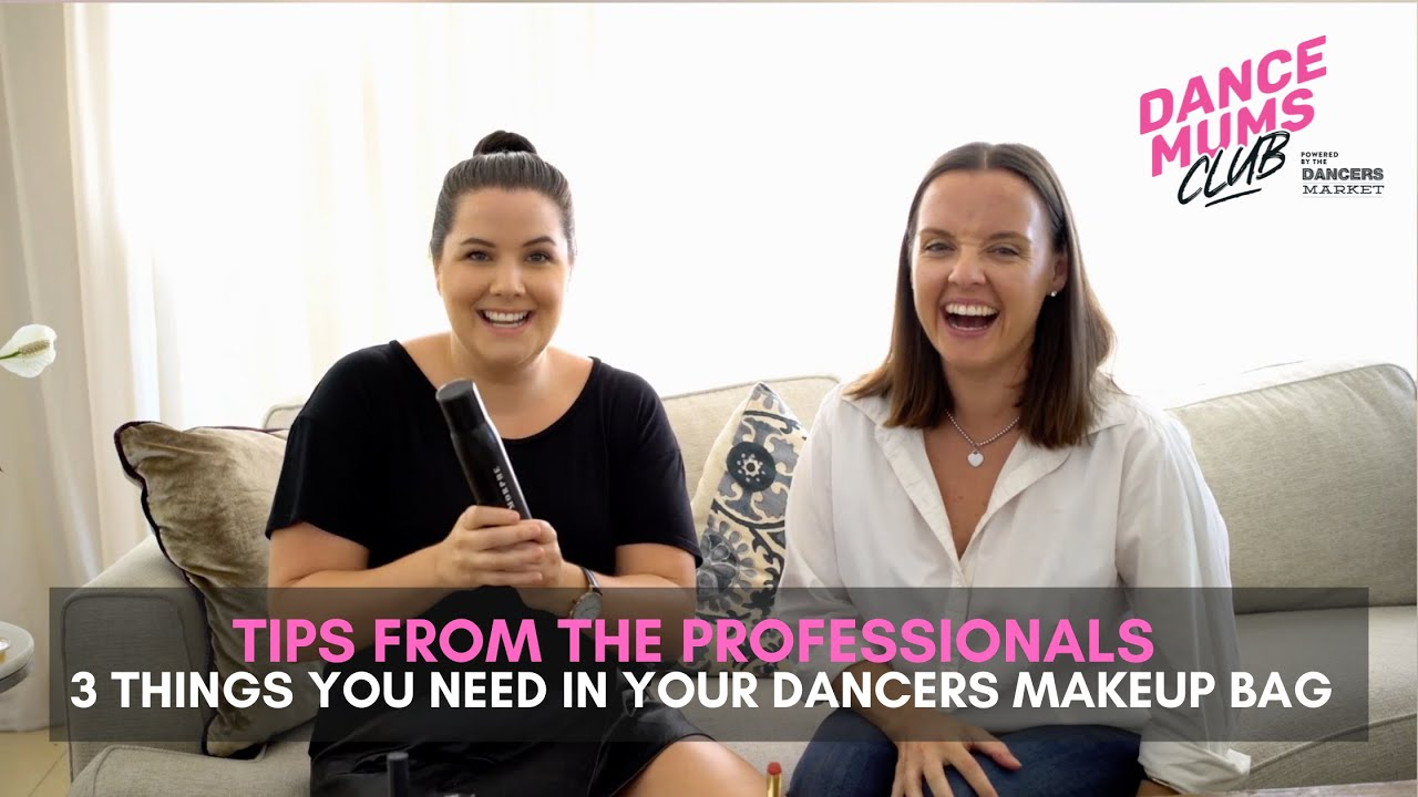 3 Things You Need To Add To Your Dancers Make Up Bag