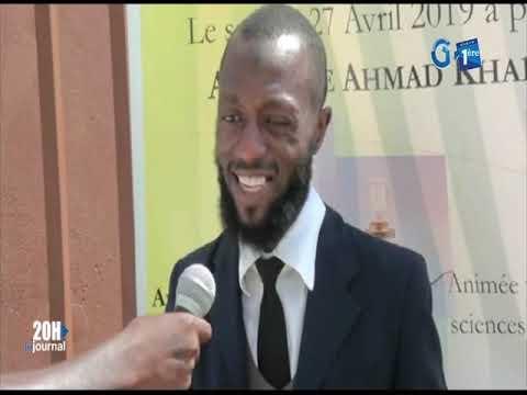 Journal Télévisé De 20h De Gabon 1ère Du 5 Mai 2019