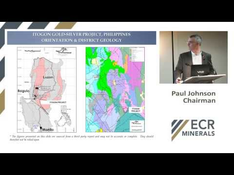 ECR Minerals Investor Presentation 23rd October 2013