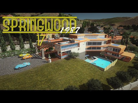 Cities Skylines: Springwood - EP17 - Mansions