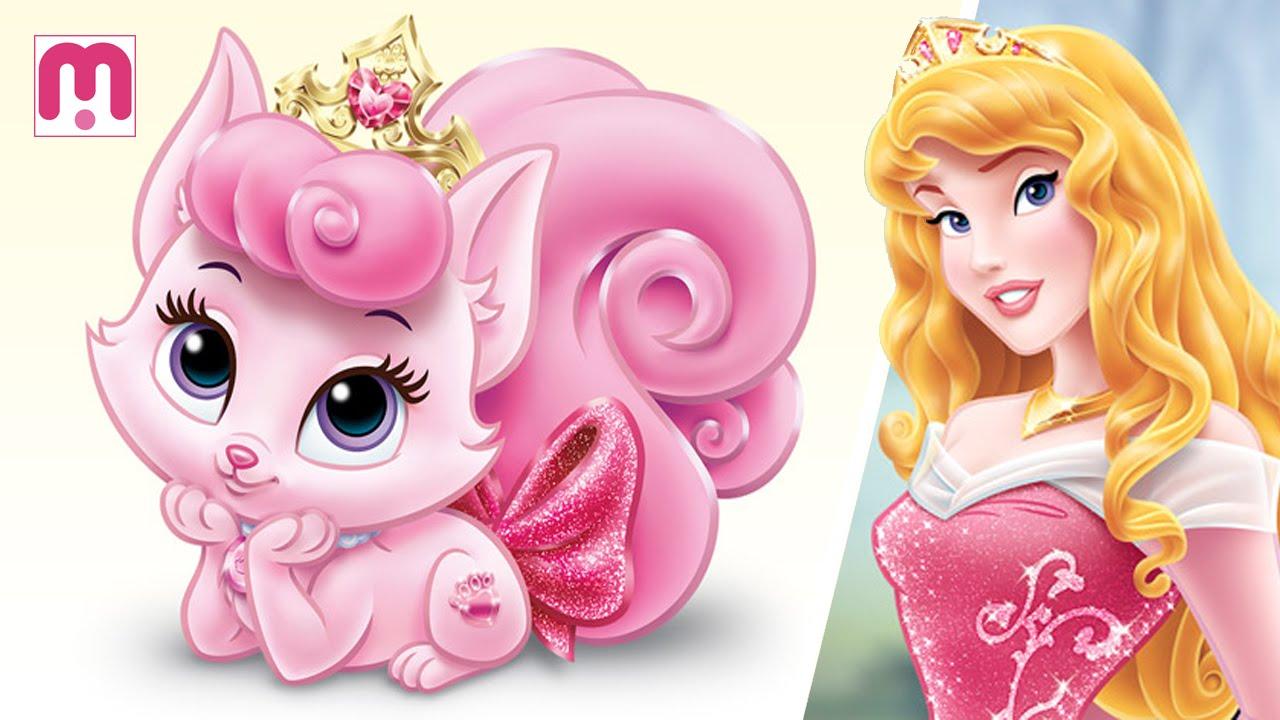 Princesas Disney ♥ Palace Pets