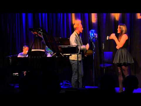 Stuart Matthew Price & Lucie Jones sing NEVER NEVERLAND (FLY AWAY) at the Hippodrome