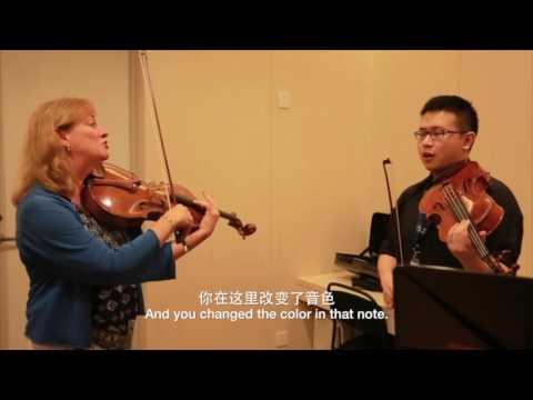 SOA Lesson by New York Phil. Principal Viola Cynthia Phelps