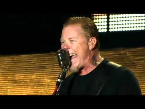 Metallica - Enter Sandman - Live! Gothenburg, Ullevi, Sweden 2011 - HD