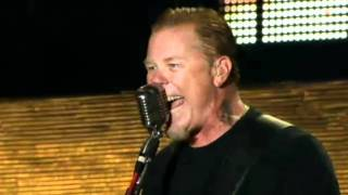 Metallica - Enter Sandman - Live! Gothenburg, Ullevi, Sweden 2011 - HD