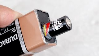 2 Awesome Life Hacks for Battery